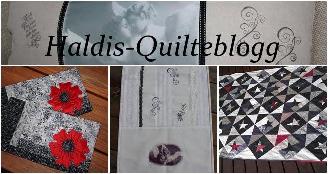 Haldis -quilteblogg