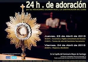 24 horas de Adoración