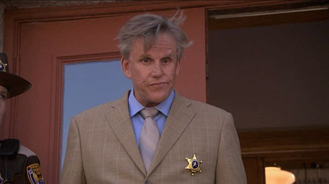Gary Busey in Maneater 2007