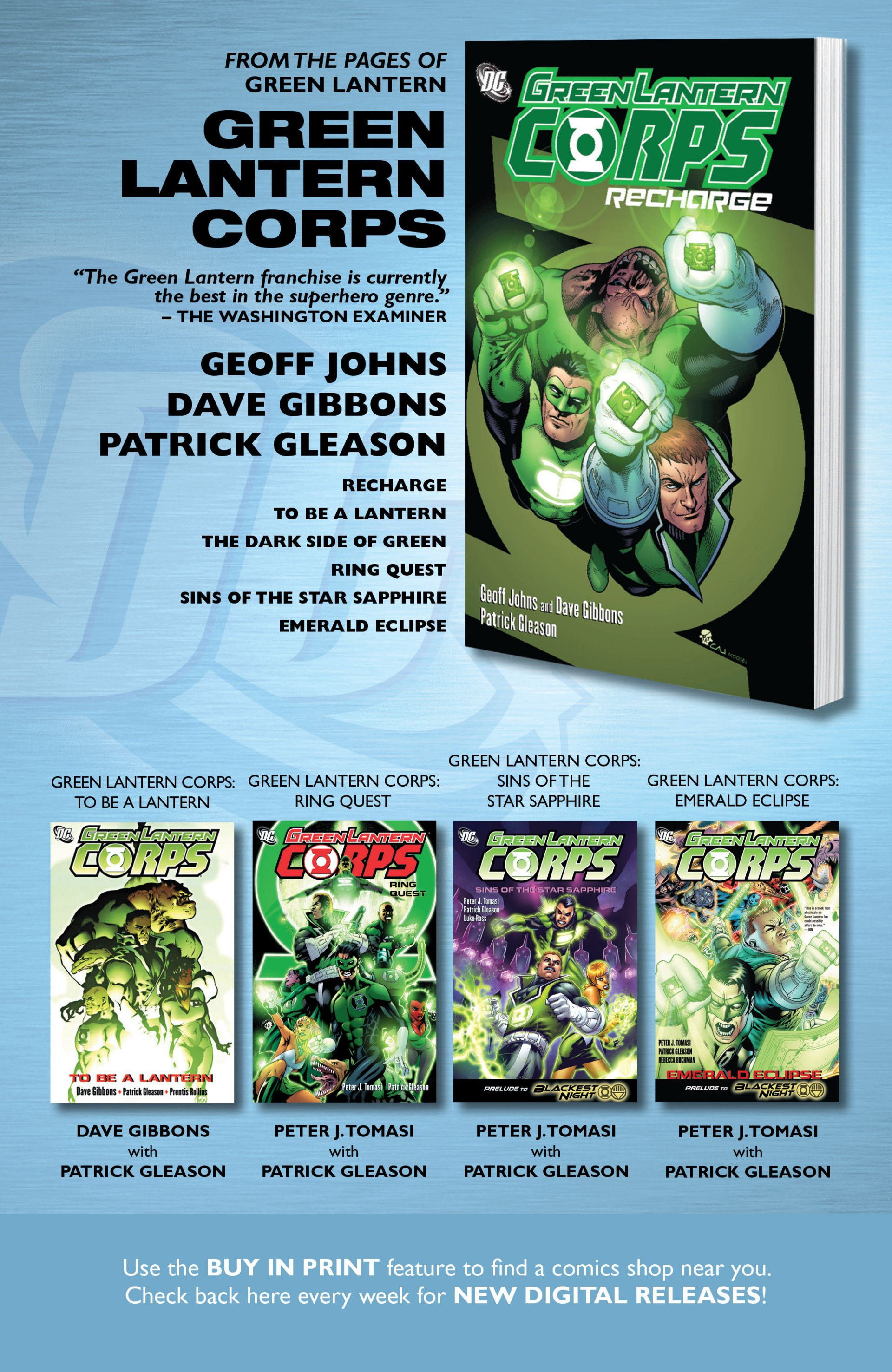 Read online Green Lantern Corps (2006) comic -  Issue #59 - 20