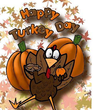 Happy Thanksgiving Happy Thanksgiving Turkey
