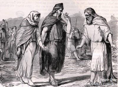 Resultado de imagem para Abimeleque