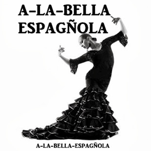 A.LA.BELLA.ESPAGÑOLA / clic this logo to website and lastest tracks  !