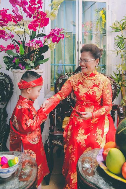 Tet Festival - Cultura Vietnam