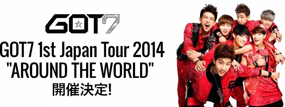 GOT7 to tour around Japan