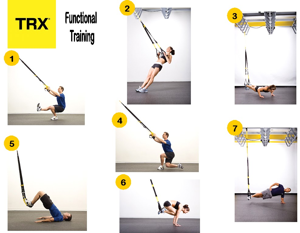 Trx Suspension Anchor Trx Exercises, Trx Workouts, Trx Triceps, Nightmare Workouts, Fitness