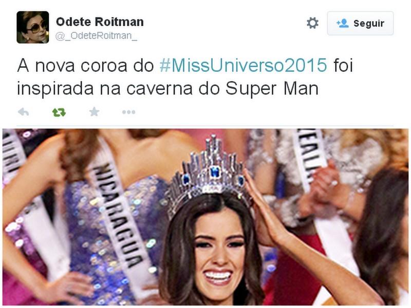 Coroa Miss Universo 2015, Ispirada no horizonte da Cidade de Nova York