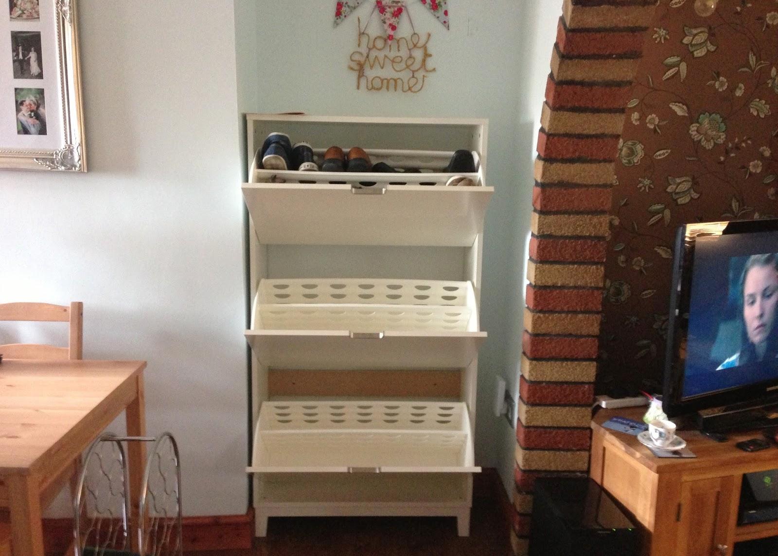 Home : IKEA Ställ Shoe Cabinet - A Slice of my Life Wales