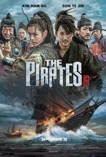 The Pirates / Hae-jeok: Ba-da-ro gan san-jeok