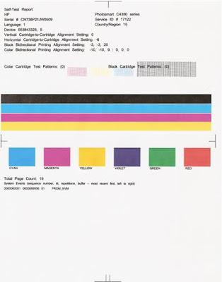 изображение Образец пробной страницы