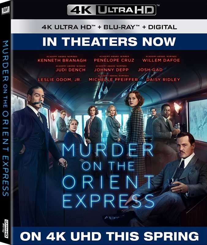 Murder On The Orient Express 2017 720p Esub BluRay 5 1 Dual Audio English Hindi GOPISAHI