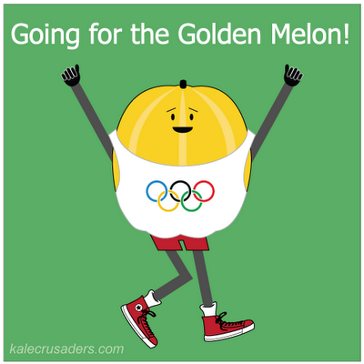 Going for the Golden Melon!
