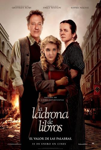 The Book Thief (BRRip Full HD Español Latino) (2013)