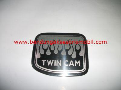 Tutup Bensin Grafir Twin Cam