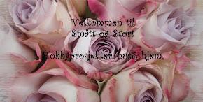Velkommen til bloggen min
