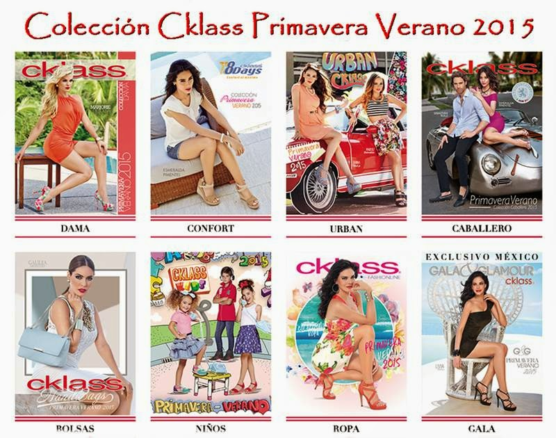 Catalogos Cklass 2015 PV