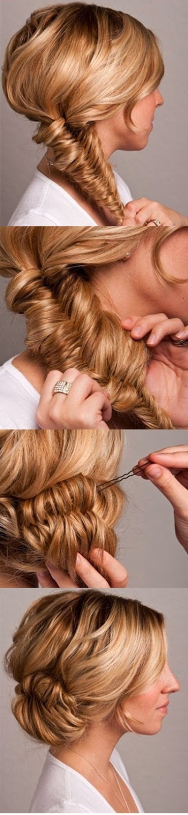 Örgü Saç Braid Hair