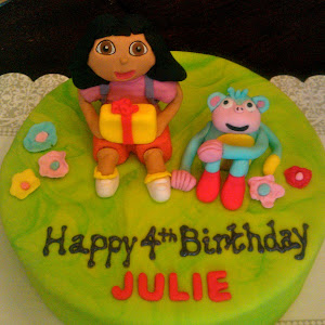Dora Cake
