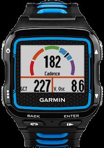 My Garmin watch