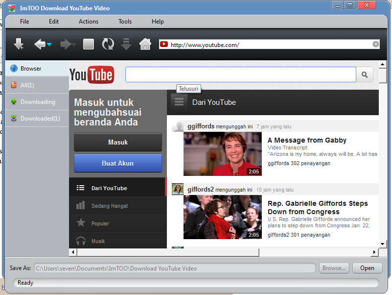 VDYoutube - online video Downloader from Youtube