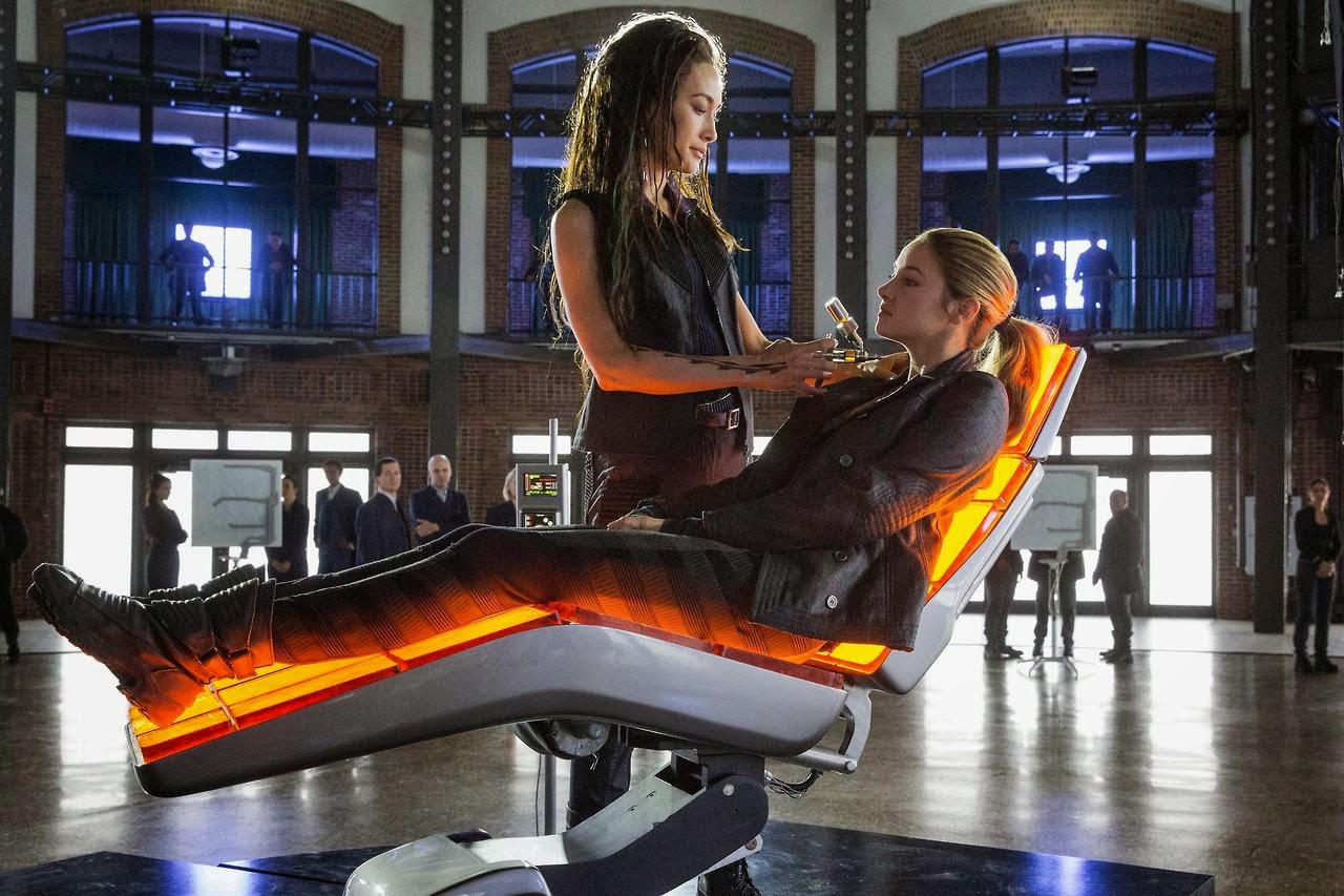 Divergent Official Movie Stills - So Far ~ Divergent Movies