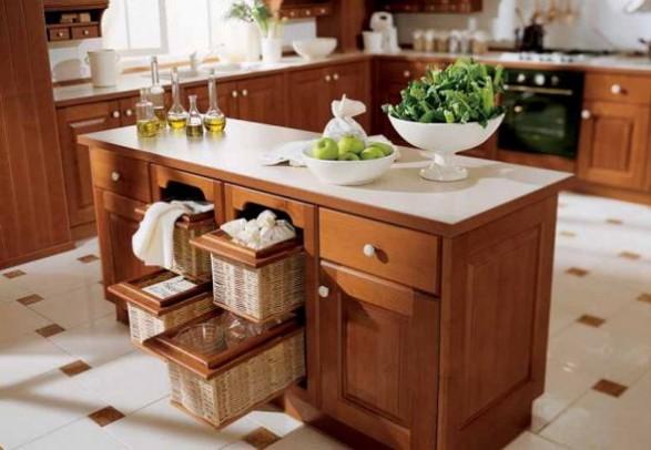 The Cocina Y Muebles: Estilo de Cocina Antigua por Veneta Cucine
