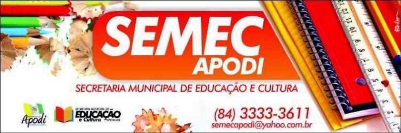 Secretaria Municipal de Educação e Cultura - SEMEC Apodi/RN
