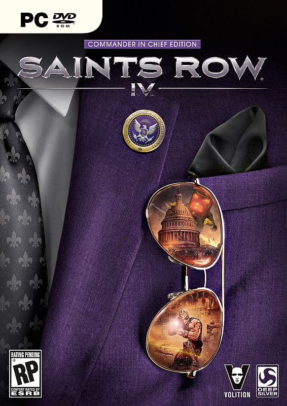 Download - Jogo Saints Row IV - P2PGAMES + RELOADED PC (2013)