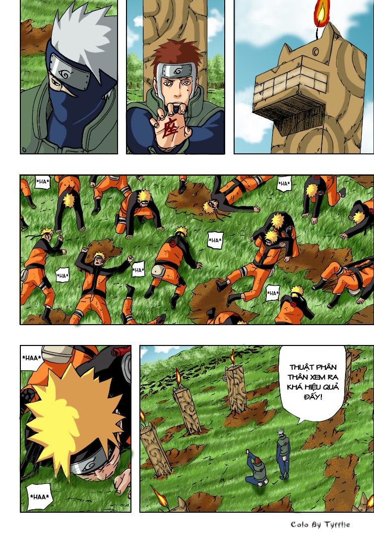 Naruto chap 322.Color Trang 6 - Mangak.info