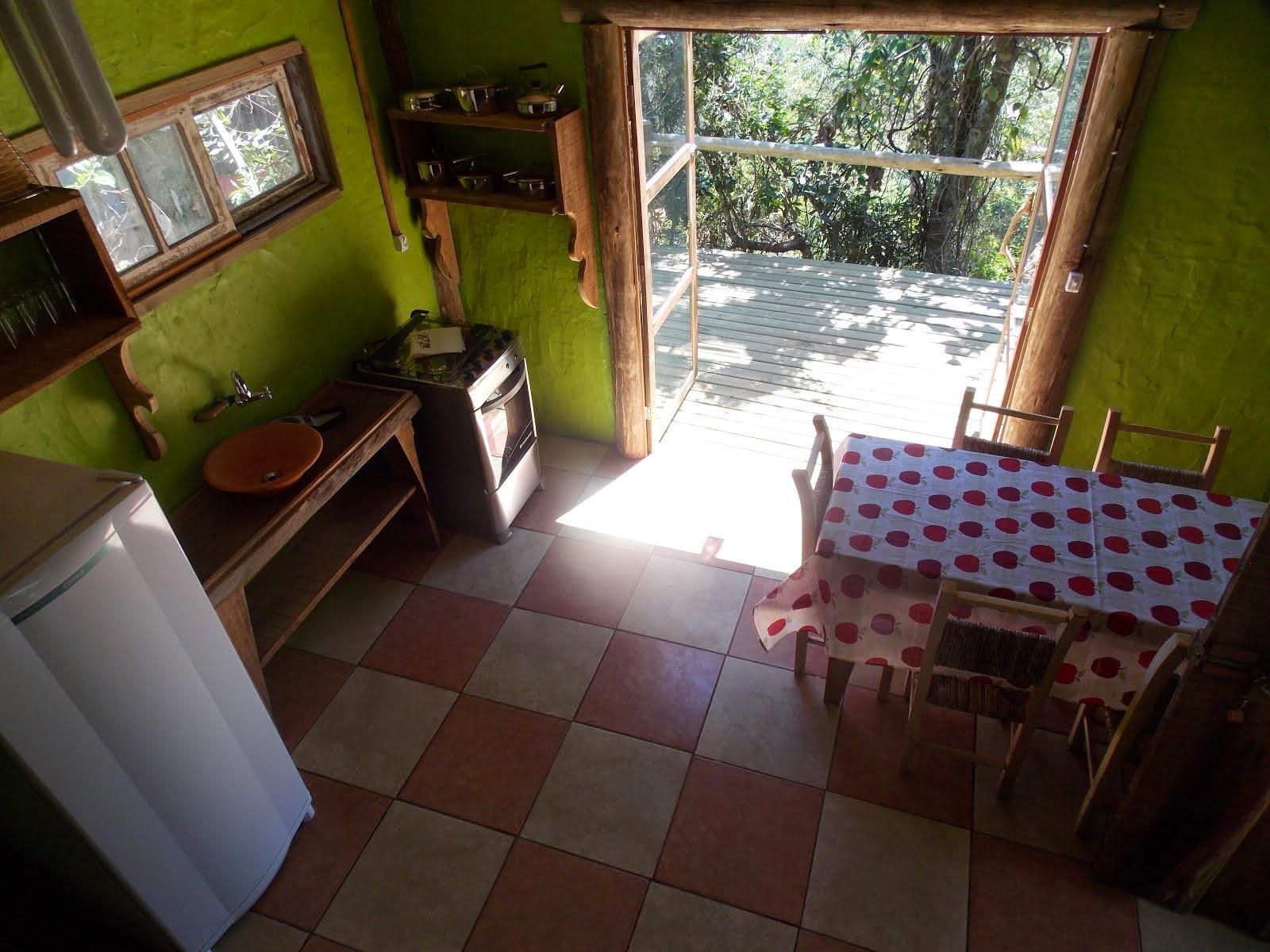 Cozinha cabana 10