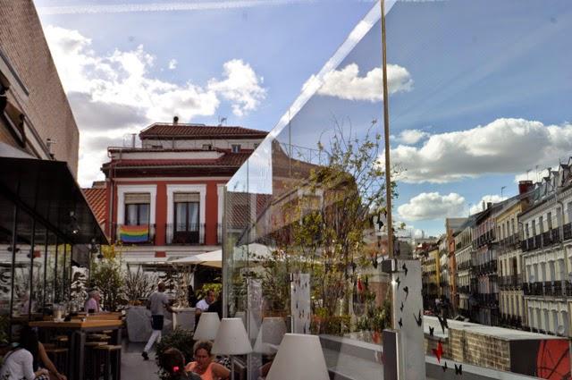 Rooftop Mercado San Anton