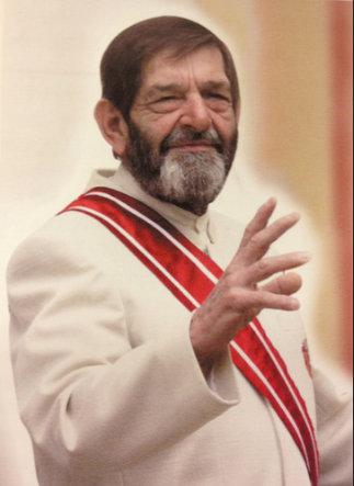 Príncipe Giorgio I. Padre de la Seborga moderna.