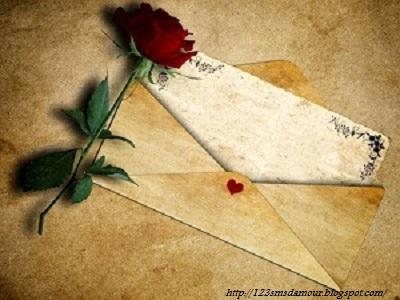 SMS et message amour triste d'un seul coté