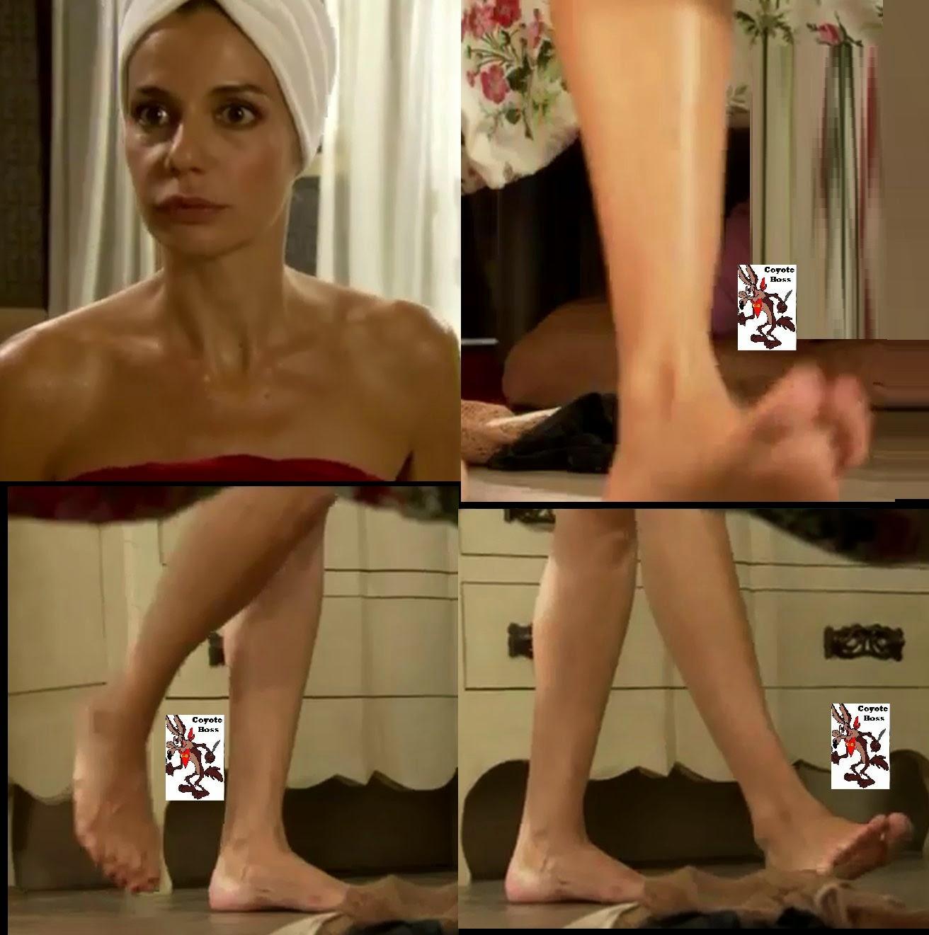 Cristina Peña-Pies de chicas