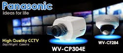 Panasonic Indoor and Outdoor Cam