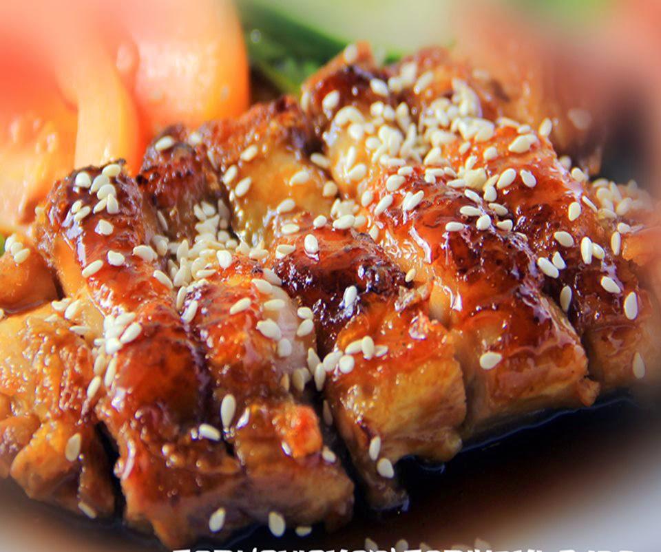 Tori (Chicken Teriyaki)