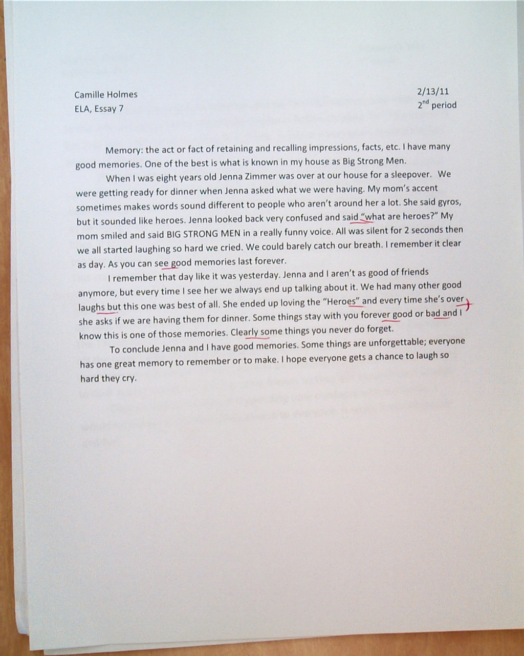 essay of stuff Writing an essay can be a daunting task for both teachers and students in terms of creating and thankfully i have put together a list of 25 great essay topics that might just make that process a little.