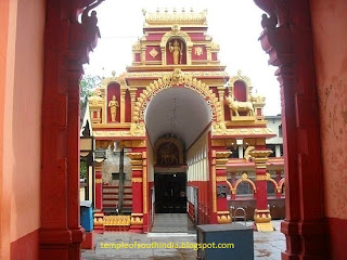 kateel temple entrance