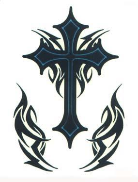tattoo designs of cross