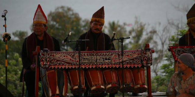 Gendang Batak, Salah Satu Alat Musik Terlangka di Dunia