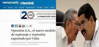 Opressão SA, o novo modelo de espionagem e repressão exportado por Cuba