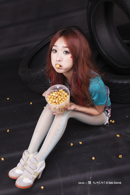 5 Minah - Cute and Dangerous-Very cute asian girl - girlcute4u.blogspot.com