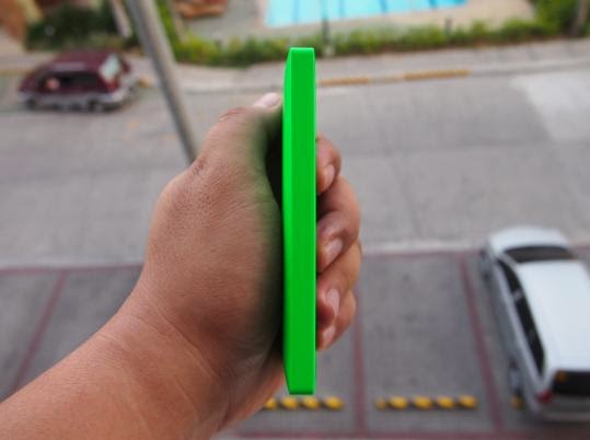 Nokia X Unboxing, Preview And Initial Impression Left