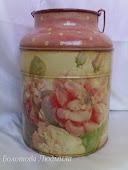Бидоны-вазы