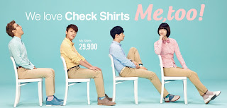 Super Junior fx SPAO S/S 2013 2