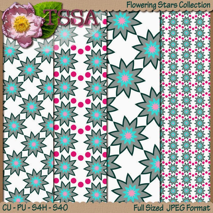 Flowering Stars Product Page