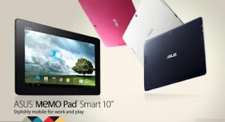 Video Iklan Asus Memo Pad Smart 10