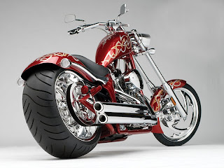 Harley Davidson V Rod Bike