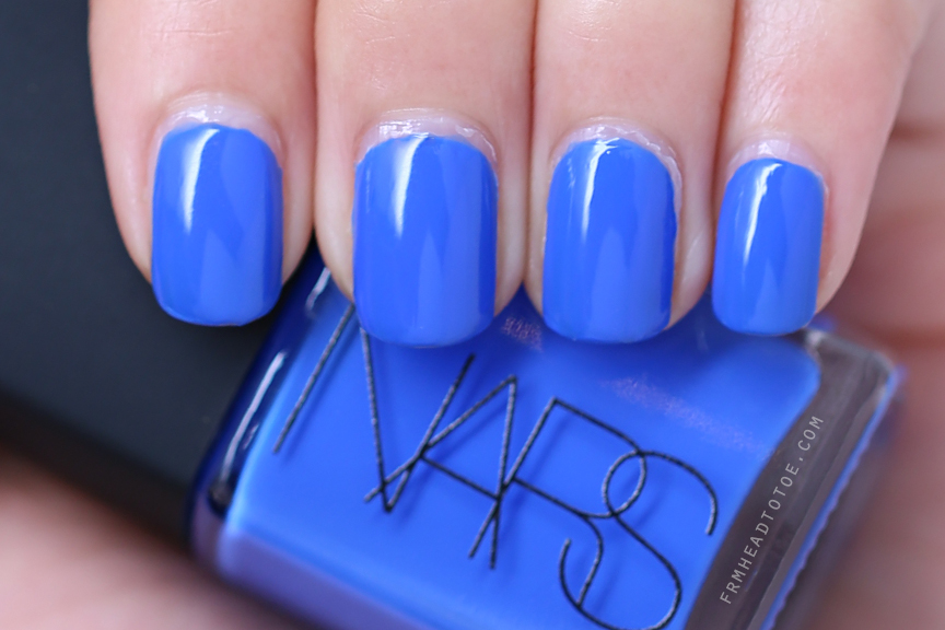 Manicure Monday: NARS Night Out - From Head To Toe