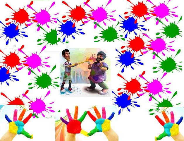 Happy Holi to All.....